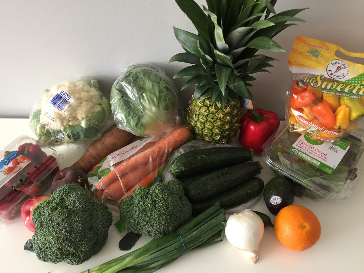 My Healthy Grocery Haul
